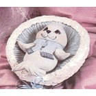 Bedtime Baby Seal Lid mold