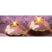 Lilacs & Butterflies Candle Cups Mold