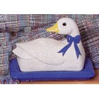 Duck Butter dish Cover mold