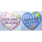 Slate Heart Set of 2 with Accessory mold