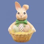 Bunny and Basket mold