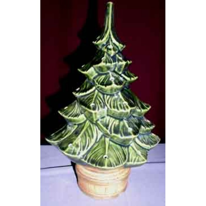 """Christmas Tree Life Extender: Christmas Tree, 9"""" (Top Only) Mold"""