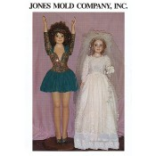 Jones Doll Mold Catalog