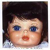 Kristin Doll head mold