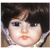 Barbara Doll Head mold