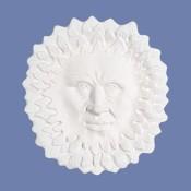 Fire Face Plaque Mold