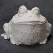 Large Fat Toad Mold