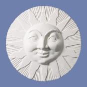 Sun Face Plaque Mold