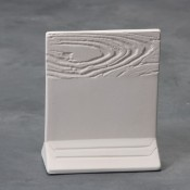 Stand up Test Tile Mold (holds 2)