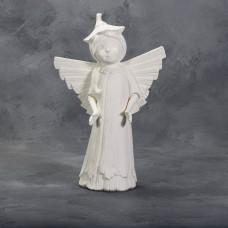 Mayco CD-18 Large Weathered Wood Angel Mold