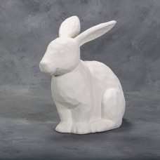 Mayco CD-20 Sitting Carved Rabbit Mold