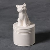 Cat Lid with Box Mold