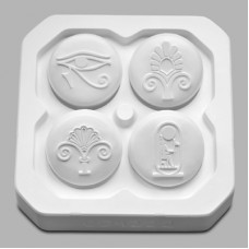 Mayco CD-1222 Egyptian Design Press Tools