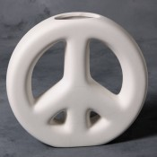 Peace Sign Vase Mold