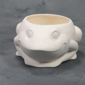 Frog Planter Mold