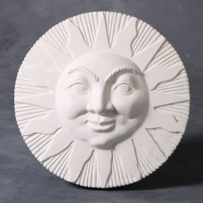 Mayco 4144 Sun Face Plaque Mold