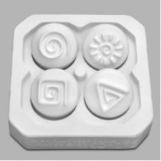 Mayco CD-1072 Spiral Design Press Tools