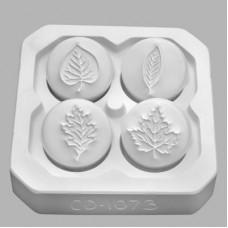 Mayco CD-1073 Leaf Design Press Tools