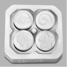 Mayco CD-1149 Seaside Design Press Tools