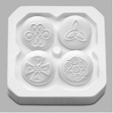 Mayco CD-1221 Celtic Design Press Tools