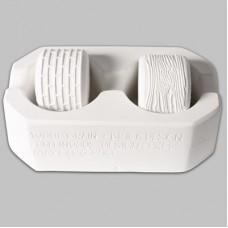 Mayco CD-1256 Wood Grain & Brick Continuous Design Press Tools