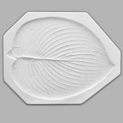 Large Hosta Leaf (Press Mold)