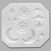 Celestial Sprig Mold