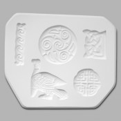 Celtic Design Sprig Mold