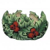 Holly Bowl Favor Size Mold