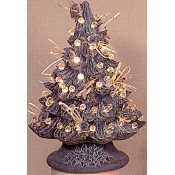 Christmas Tree (Small) with Base Mold