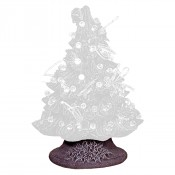 Base for Original Style Small Christmas Tree Mold