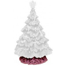 Nowell's 1833 Sierra Spruce Tree (Medium) Draped Base Mold