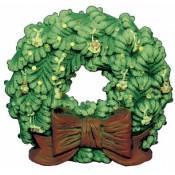 Sierra Spruce Wreath Mold
