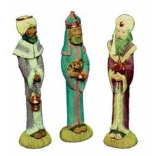 Nowel 1808 Three Stick Wisemen Mold