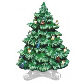 Frazier Fir Tree (Small) Top Mold