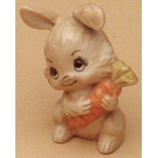 Rabbit with Carrot Mold