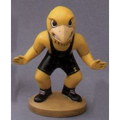Wrestler Bird Mold