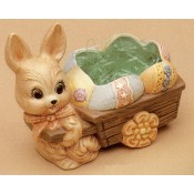 Bunny with Cart Mold