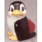 Penguin Scrubby Mold