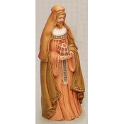 Wiseman with Ornate Box Mold