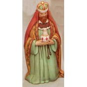 Wiseman with Urn Mold