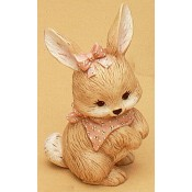 Bunny with Scarf #3 Mold
