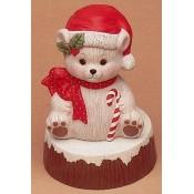 Christmas Bear Mold