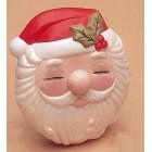 Santa Head Mold