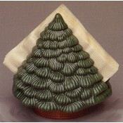 Christmas Tree Napkin Holder Mold
