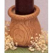 Wooden Candle Cups mold