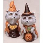 Halloween Raccoons (2 per ) Mold