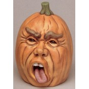 Pumpkin with Tongue Mold