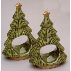 Christmas Tree Napkin Rings (2 per) Mold