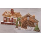 Depot & Grist Mill Ornaments Mold